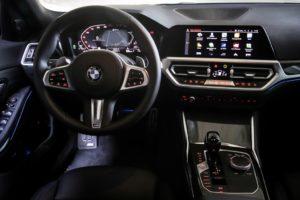 BMW Serie 320E Touring