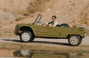 Storia. Citroën e la libertà dalla Mèhari al concept car Citroën Cactus M
