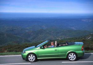 Storia. Vent'anni fa veniva lanciata l'Opel Astra Cabrio