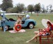 Presentazione Mehari Deauville 16 maggio 1968 foto 1
