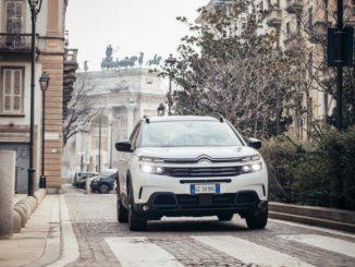 Identità e sicurezza delle luci a led di diverse vetture della gamma Citroën