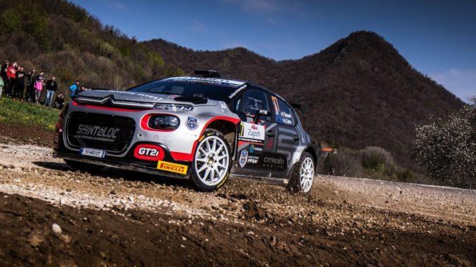 Citroën C3 Rally2, il punto di riferimento della categoria