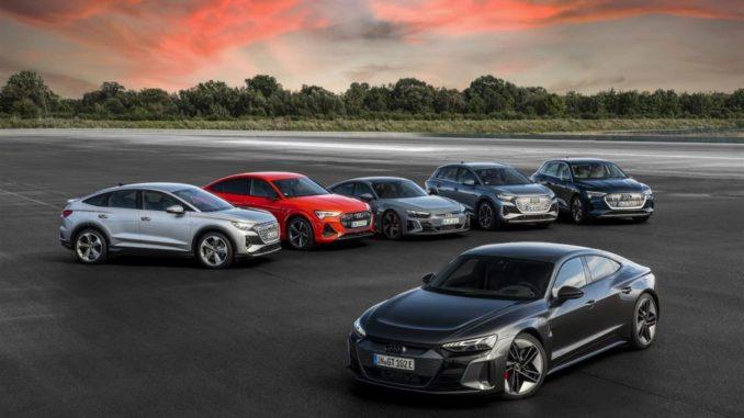 Transizione Audi verso la new mobility con Vorsprung 2030