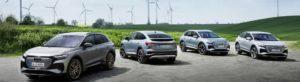 In Europa, Audi promuove la fornitura di energia da fonti rinnovabili