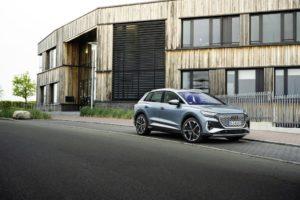 Inizio della prevendita in Italia di Audi Q4 Sportback 40 e-tron