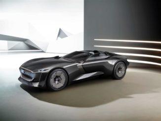 La scoperta del futuro secondo Audi, con il concept skysphere