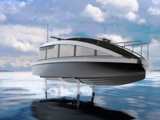 Candela C-Pod è il motore per barche più efficiente mai costruito