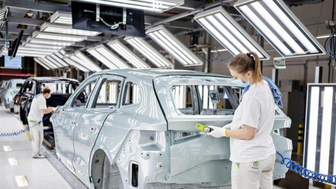 Già prodotte centomila iV da Škoda Auto
