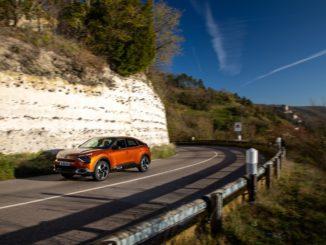 Sicurezza Citroën anche in vacanza con Highway Driver Assist
