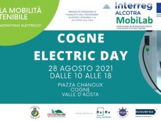Seconda edizione del Cogne Electric Day