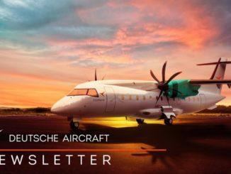 Sviluppi entusiasmanti per Deutsche Aircraft nella prima metà del 2021