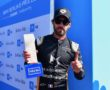 Jean-Eric Vergne (FRA), DS Techeetah, with his pole position award