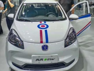 A Shenzhen ci sono 480mila veicoli elettrici in circolazione