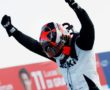 Norman Nato (FRA), Venturi Racing, 1st position, celebrates in Parc Ferme