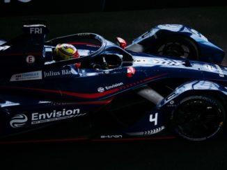 Formula E. Robin Frijns estende l'impegno con Envision Virgin Racing