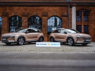 Hyundai diventa azionista di H2 Mobility