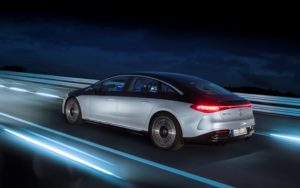 Mercedes Benz sarà elettrica alla fine del decennio
