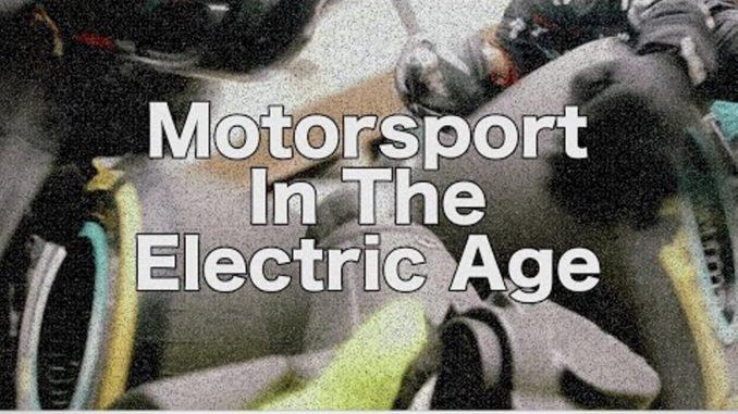 Nuovo documentario: Il Motorsport nell'era elettrica