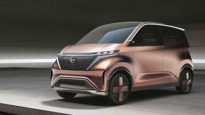 Nissan lancerà un miniveicolo elettrico in Giappone