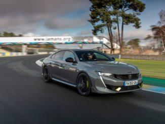 Il recupero e la gestione dell'energia della Nuova 508 Peugeot Sport Engineered