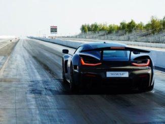 Rimac Nevera: l'auto di serie con l'accelerazione più veloce al mondo