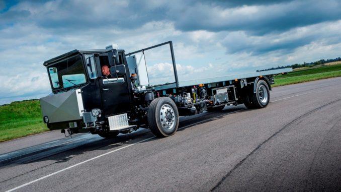 Prime prove in condizioni reali del prototipo di camion elettrico Volta Zero