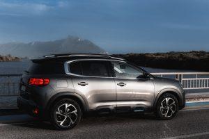 La versatilità del SUV Citroën C5 Aircross Hybrid plug-in