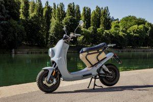 Versioni speciali dello scooter elettrico Nito NES