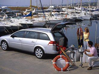 Storia: nel 1996 usciva la Opel Vectra in versione Station Wagon