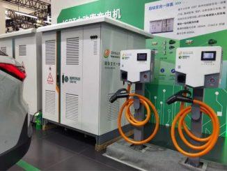Presentato da China State Grid il nuovo sistema di scambio energia V2G