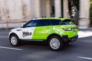 I prodotti Valeo per la nuova era della mobilità