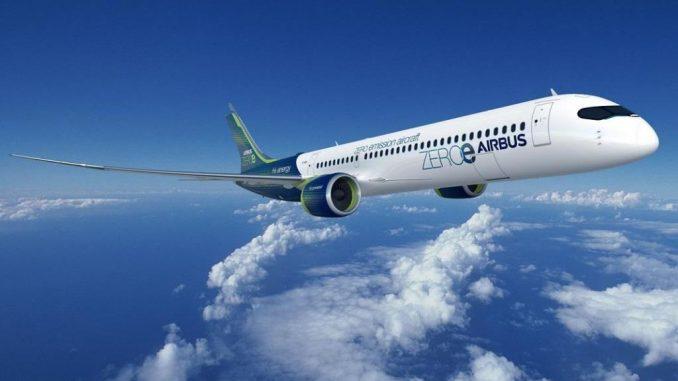 Partnership Airbus, Air Liquide e Vinci Airports per l'uso dell'idrogeno nell'aviazione