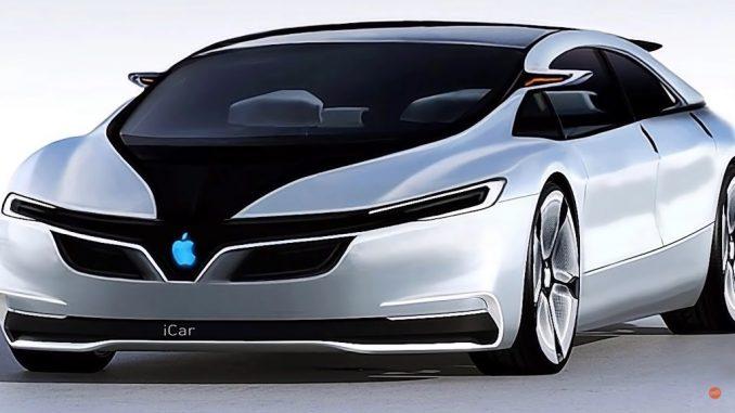 Indiscrezioni sull'auto elettrica di Apple