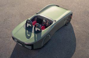 Aura concept: il roadster elettrico britannico da 400 miglia (643 km)