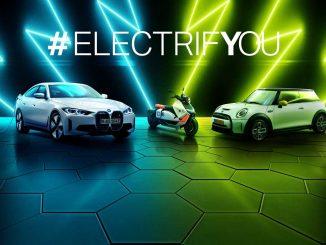 Si rinnova nel 2021 l'appuntamento ElectrifYou del BMW Group