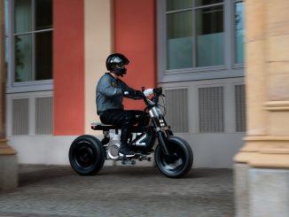 BMW Motorrad interpreta la mobilità urbana con il Concept CE 02