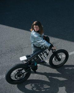 BMW Motorrad Vision Amby, tra la bici e la moto