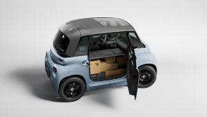 Affrontare l'autunno in modo confortevole con Citroën AMI