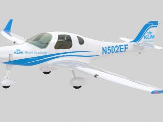 Aerei elettrici alla KLM Flight Academy