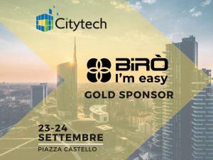 Nuova App Birò Share al CityTech
