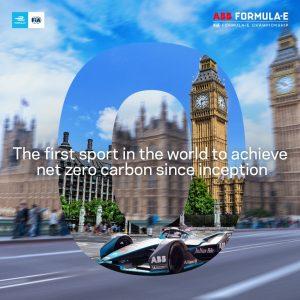 La Formula E diventa il primo sport ad aderire all'iniziativa Science Based Targets per affrontare il riscaldamento globale