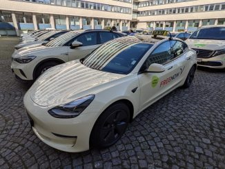 Free Now aumenta le corse su veicoli elettrici del 71% nel 2021