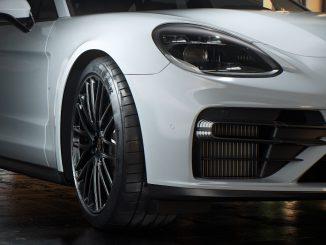 Pneumatici Hankook di primo equipaggiamento per la Nuova Porsche Panamera