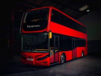 Equipmake in partnership con Beulas lancia il bus elettrico Jewel E