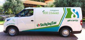 Accordo Koelliker e Sicily by Car per il noleggio dei commerciali Maxus