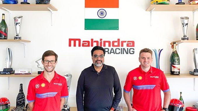 Formula E: Mahindra conferma Alexander Sims e Oliver Rowland