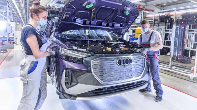 La mobilità del futuro Audi passa per la formazione professionale