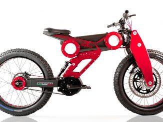 Le nuove bici a pedalata assistita Carbon e Trilix di Moto Parilla