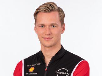 Formula E: si muove il mercato piloti, Maximilian Günther a Nissan e.dams