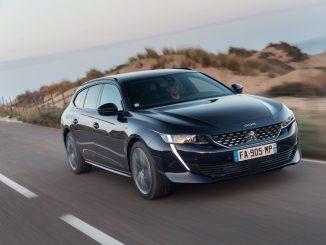 Gamma Peugeot 508: in arrivo le novità per il 2022